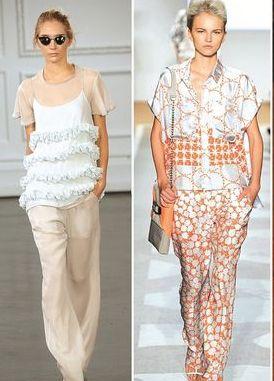 styl piżamowy 2013 7