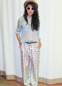 styl piżamowy 2013 8