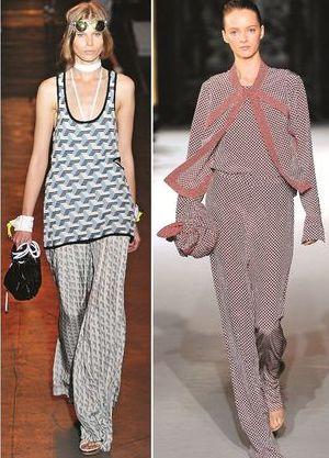 styl piżamowy 2013 9
