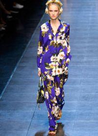 odzież w stylu piżamowym 2016 5