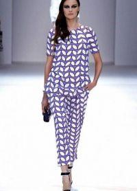 odzież w stylu piżamy 2016 6