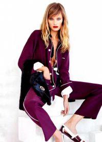 odzież w stylu piżamy 2016 9