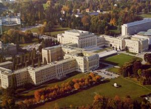 Дворцовый комплекс Лиги Наций
