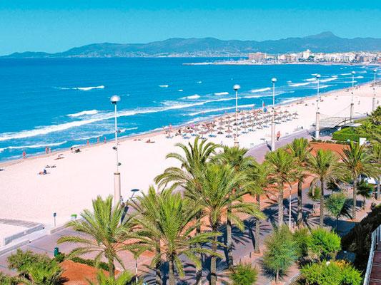 Палма де Мајорка - плаже3