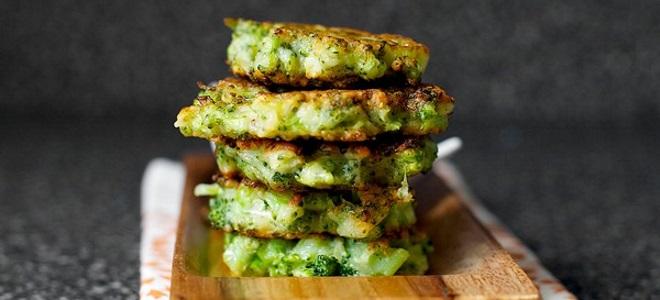 Palačinke s receptom brokule i cvjetače