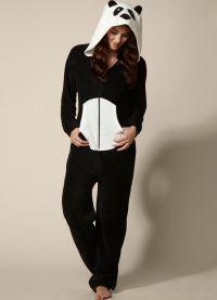 Piżama Panda5