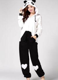 Piżama Panda6