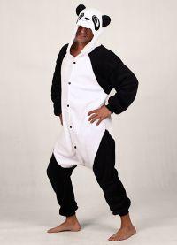 Piżama Panda8