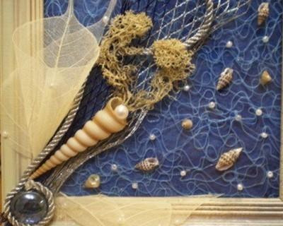 панел от морски косми 7