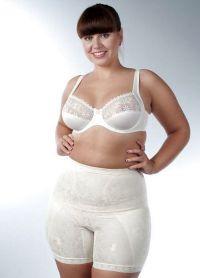 šortky pro obézní ženy 4
