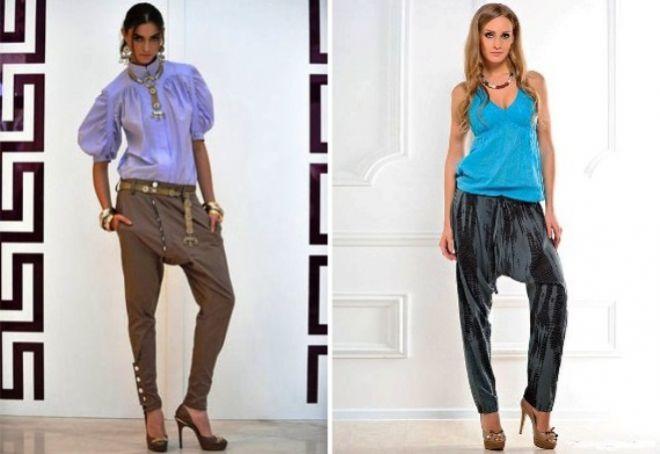 spodnie z frędzlami4
