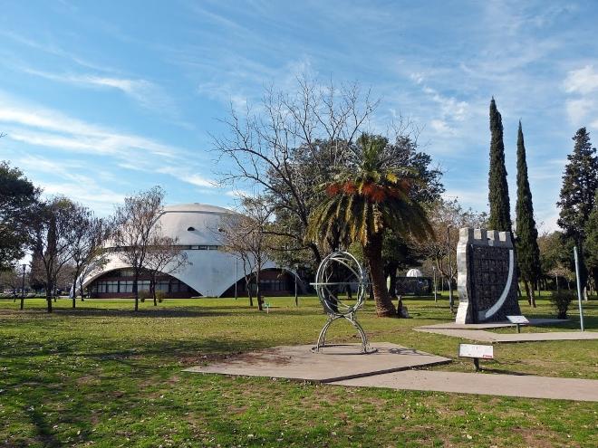 Парк Уркиса - главный парк города