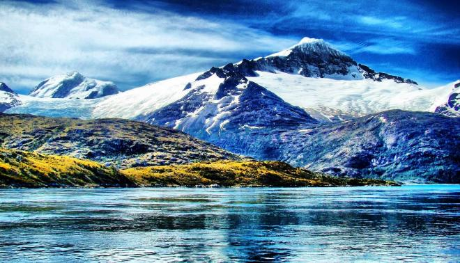Анды в Патагонии