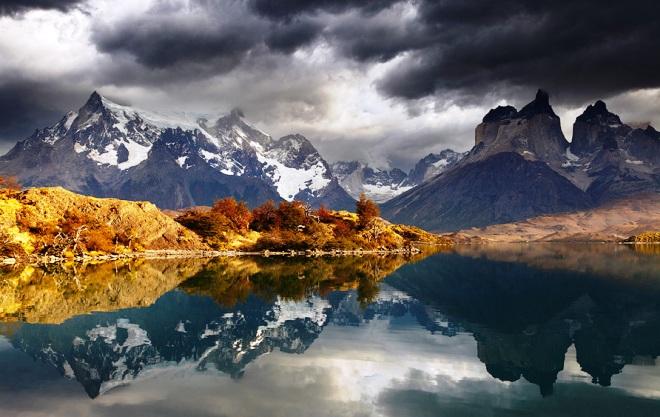 Природа Патагонии