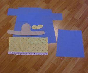 DIY torba majstorske klase 2