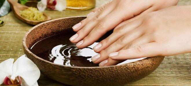 масло пачули для ногтей