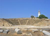 Древний театр Пафоса