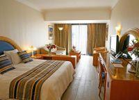 Отель Paphos Amathus Beach номера