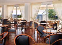 Отель Akti Beach Village Resort ресторан