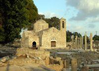 Византийская Базилика Святой Параскевы