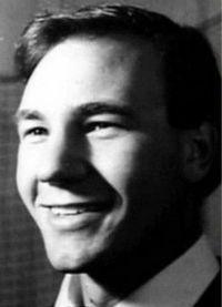 Патрик Стюарт в юном возрасте