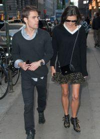 Пол Уэсли и Фиби Тонкин в Нью-Йорке