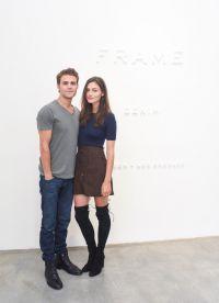 Пол Уэсли и Фиби Тонкин на Недели моды в Нью-Йорке