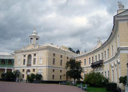 Павловски Палаце у Санкт Петербургу 1
