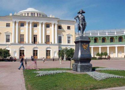 Павловска палата у Санкт Петербургу 5