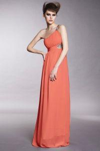 Peach Dress 6