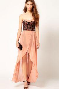 Peach Dress 7