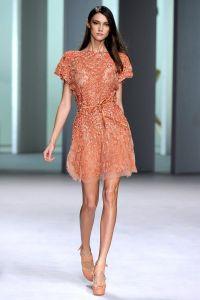 Peach Dress 8