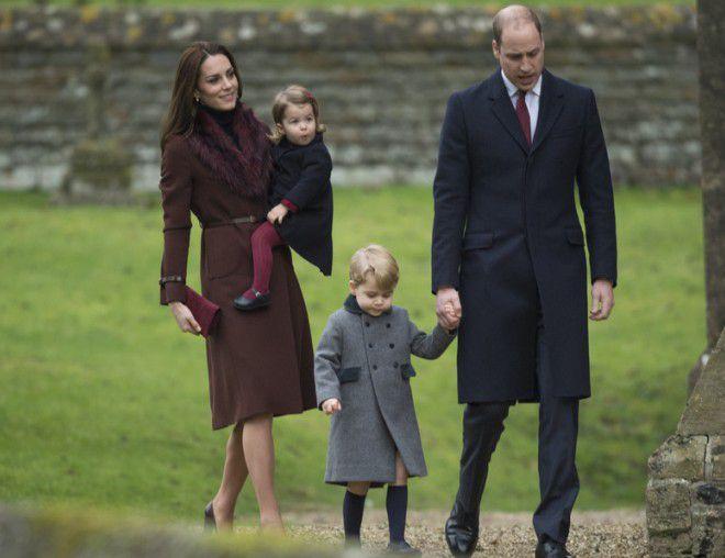 Кейт Миддлтон не хочет воспитывать Георга как будущего короля