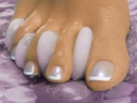 Pedicure french5
