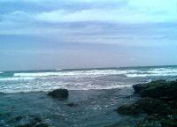 Полуостров Санта Елена - вид на океан