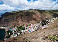 Полуостров Санта Елена - вид сверху