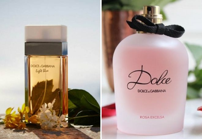 парфюм дольче габбана