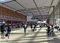 Аэропорт Перт, зона ожидания