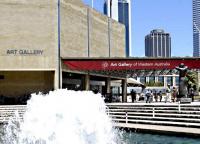 Художественная галерея западной австралии в Перте
