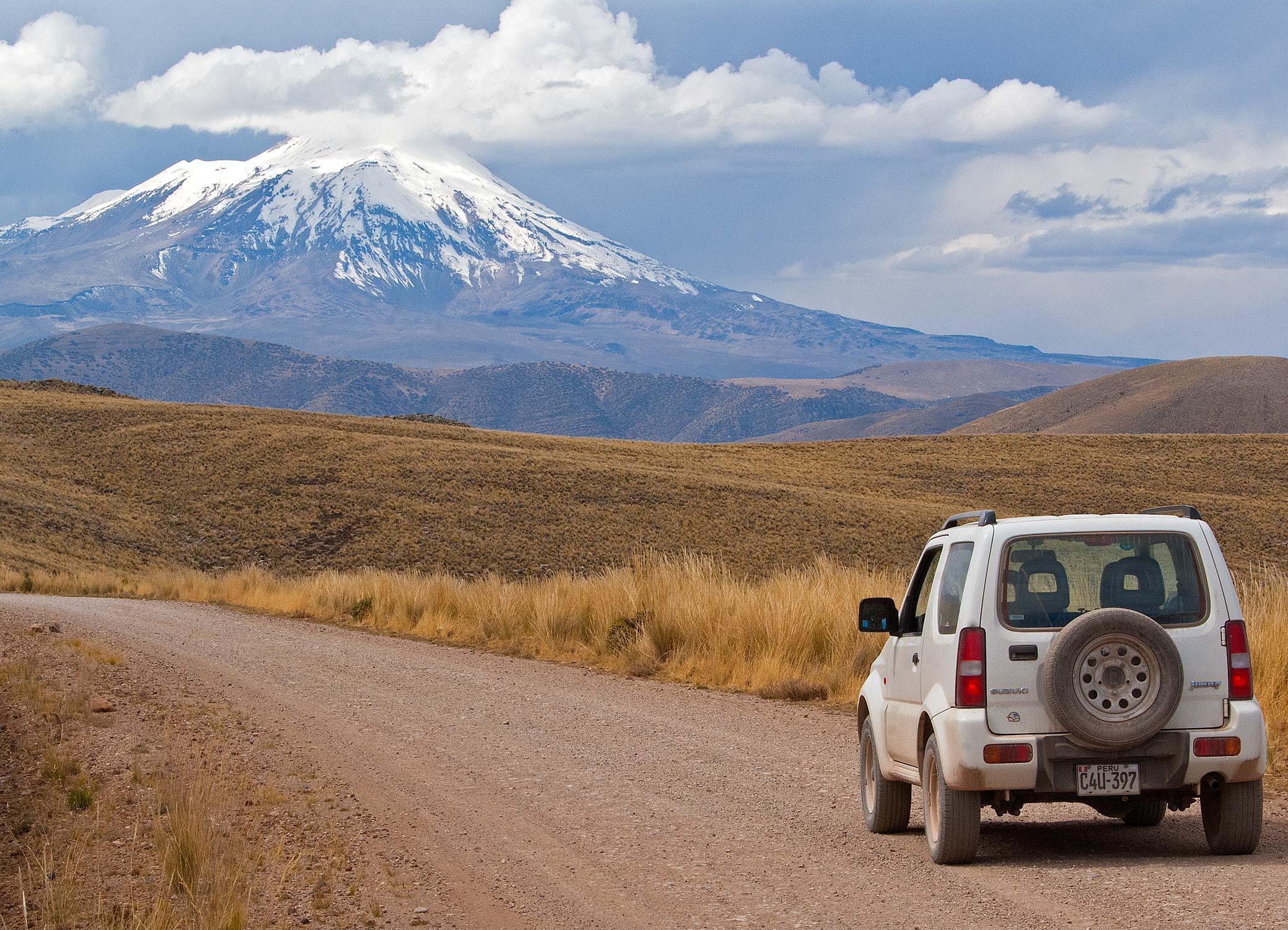 Путешествие по Перу на автомобиле
