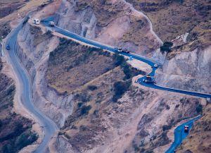 Дороги в Перу