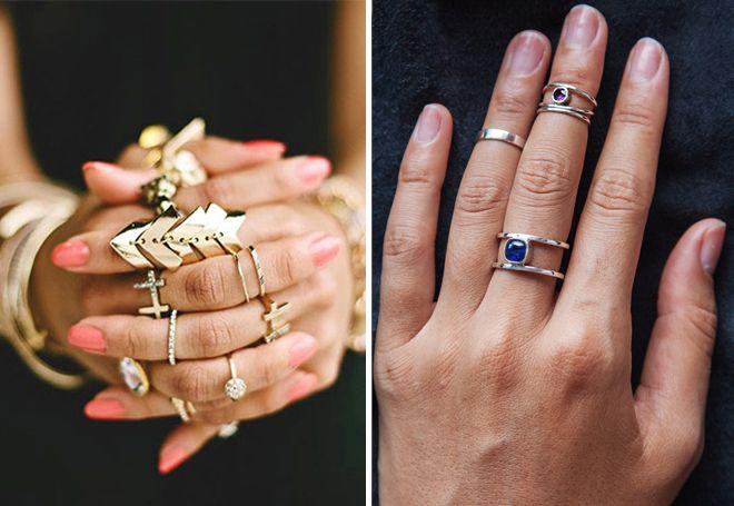 Неуобичајени фалангеални прстенови