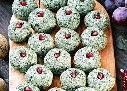 Zeleni grah pkhali