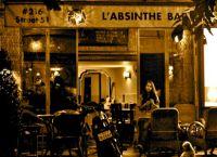 L'Absinthe bar