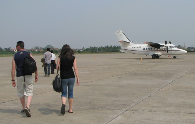 Аэропорт Xiang Khouang