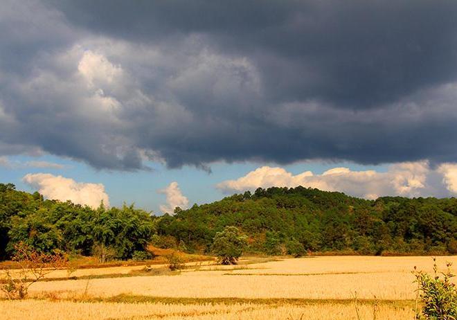 Природа Пхонсавана