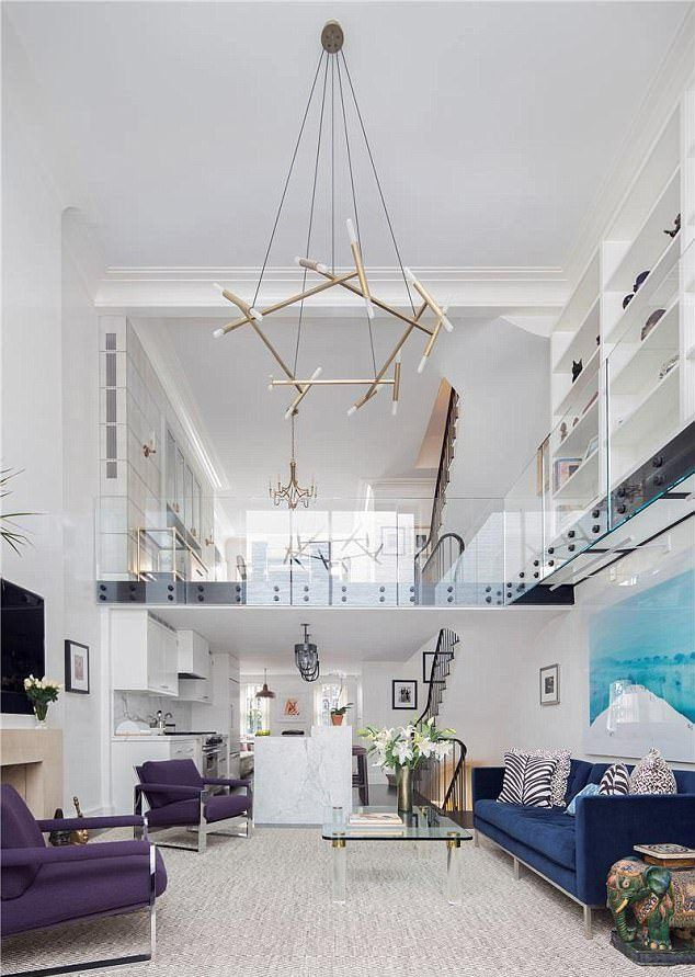 Интерьер квартиры, которую смотрели Диана Крюгер и Норман Ридус