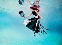 fotografování ve vodě v oblečení 3