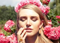sesja zdjęciowa z kwiatami 2