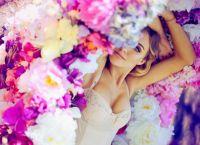 sesja zdjęciowa z kwiatami 4